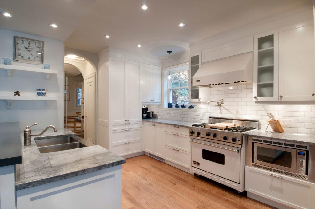 Renovation de cuisine sur Paris 16