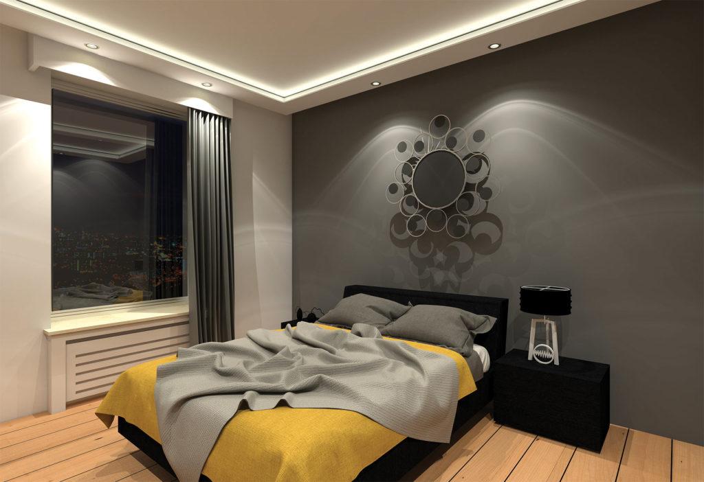 Rénovation de chambre sur Paris 16
