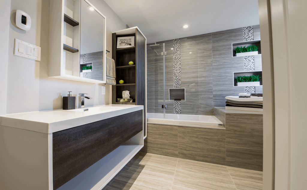 Rénovation salle de bain Paris 16